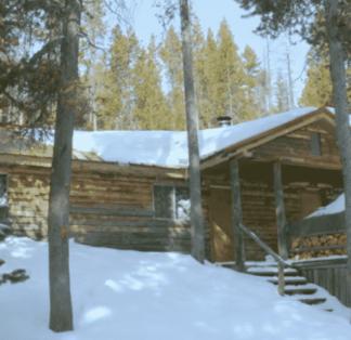 Cardinal Cabin Exterior