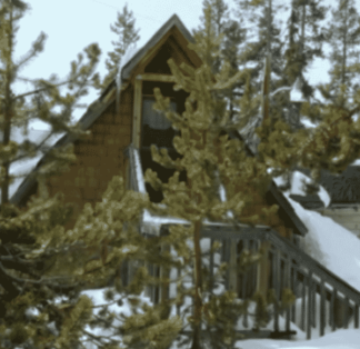 Dove Cabin Exterior
