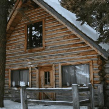 Bluebird Cabin Exterior