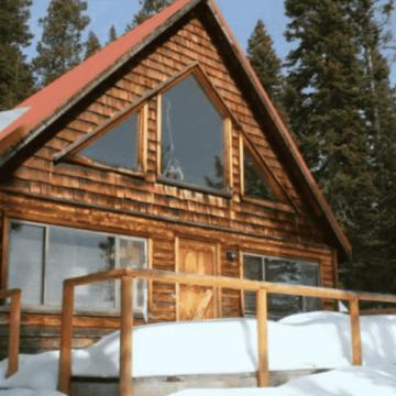 Eagle Cabin Exterior