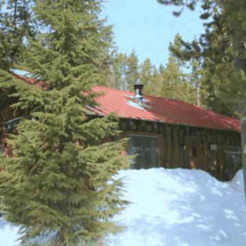 Lark Cabin Exterior