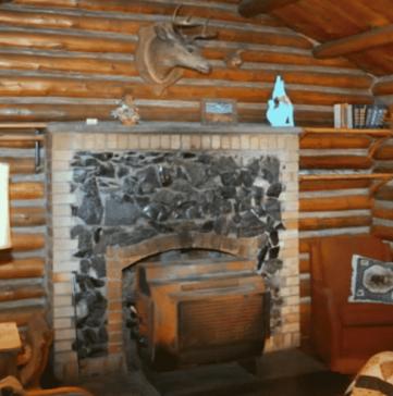 Jay Cabin Interior