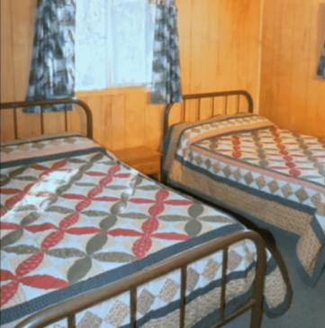 Canary Cabin Interior