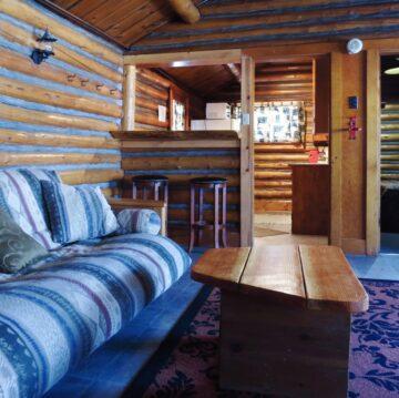 Bluebird Cabin Interior
